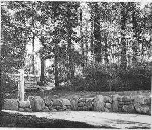Nunda Blvd entrance circa 1935